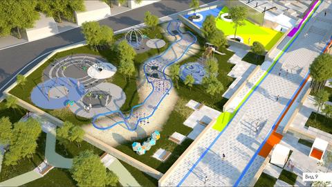 Архитектурно-градостроительное решение