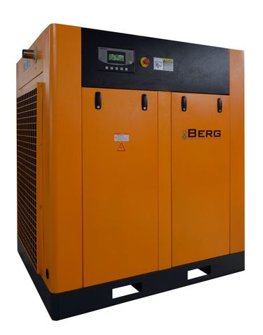 Винтовой компрессор Berg ВК-185-Е 8
