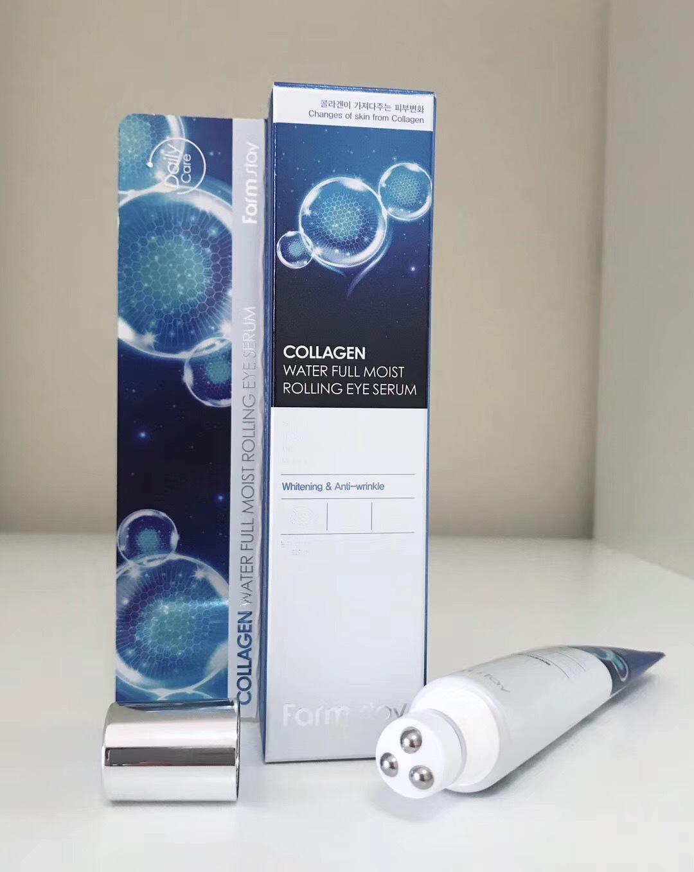 FarmStay Collagen Water Full Moist Eye Cream