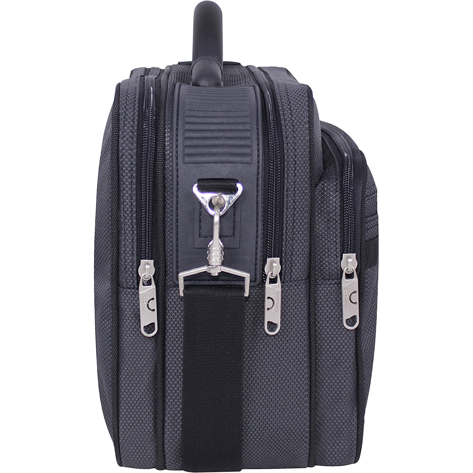 Мужская сумка Bagland Mr.Cool 15 л. Чёрный (00251169) фото 2