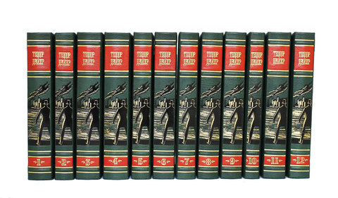 Драйзер Т. Собрание сочинений. (в 12-ти томах)