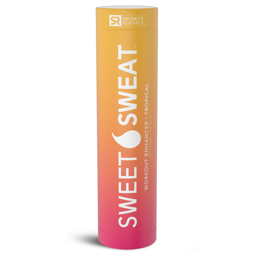 Tropical Stick 182г, Спортивная мазь с тропическим ароматом, Sweet Sweat®