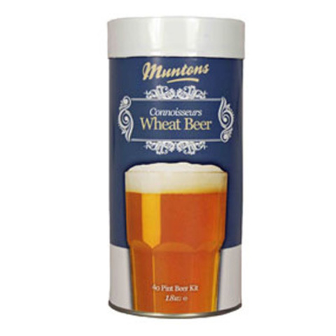 Солодовый экстракт Muntons Wheat Beer 1,8 кг