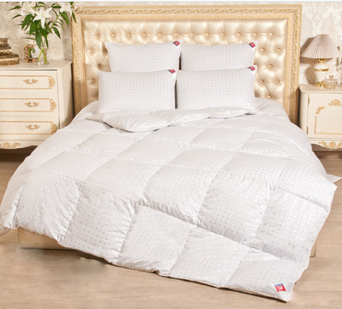 Одеяло пуховое летнее Афродита 140х205