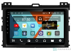 Штатная магнитола для Toyota Land Cruiser Prado 120 02-09 на Android 8.1.0 Parafar PF456K