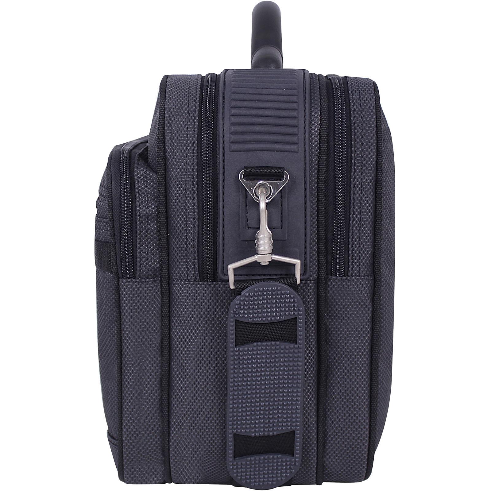 Мужская сумка Bagland Mr.Cool 15 л. Чёрный (00251169) фото 3