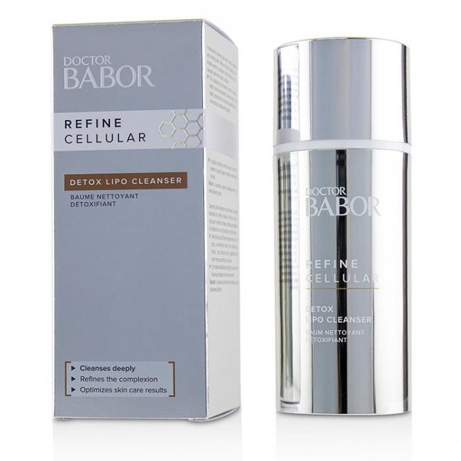 Средство для очищения Detox Lipo Cleanser Refine Cellular Doctor Babor 100ml