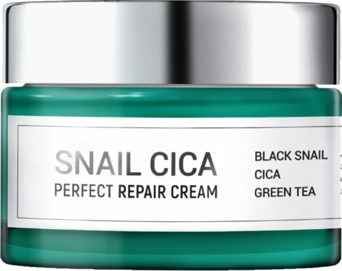 Esthetic House Крем для лица Snail Cica Perfect Repair Cream, 50 мл