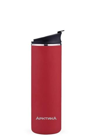 Термокружка Арктика (0,48 литра), красная