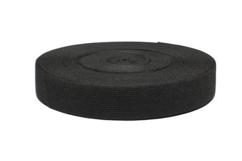 Резинка черная,3 см