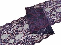 Набор 1. Минимальный: для пошива бра без каркасов и трусики. Ночная тень и красный (EK-1085), шт