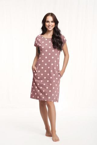 Сорочка женская хлопковая LUNA 296