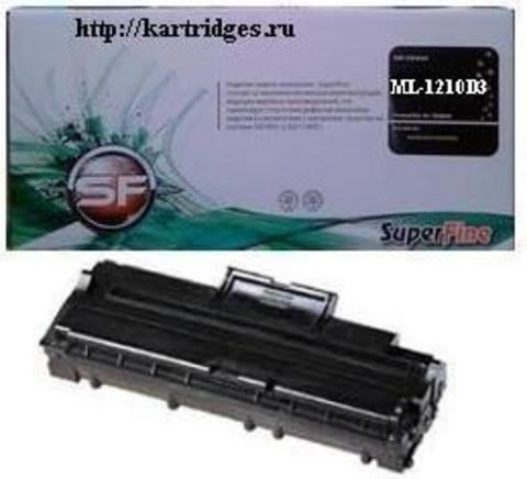 Картридж SuperFine SF-ML-1210D3