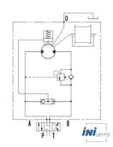 Стандартная лебедка IYJ2.5-20-102-14-ZP