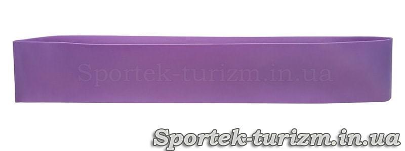 Стрічка опору Loop Bands LB-001-V фіолетова, навантаження нижче середнього (600x50x0,9 мм)