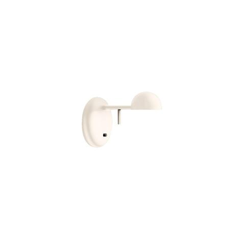 Настенный светильник копия Pin 1675 by Vibia (белый)