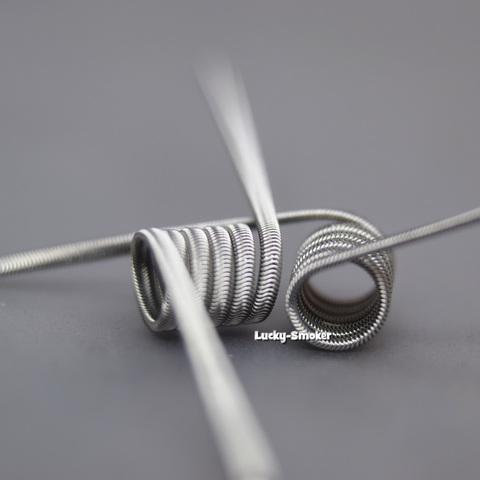 Clear Coils MTL Alien NI80 3x0,2 Ø2,5 0,6 Ω