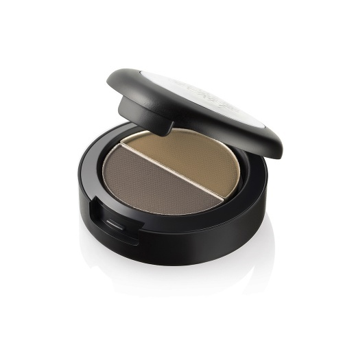 Тени для бровей Make Up Secret  Eyebrow Cake Powder ECP1
