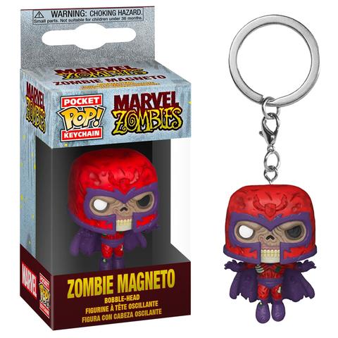 Брелок Funko POP! Keychain Marvel Zombie: Magneto