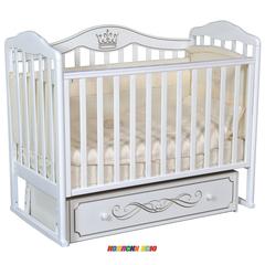 Детская кроватка Антел «Alita 777»