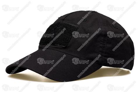 Бейсболка Чёрная