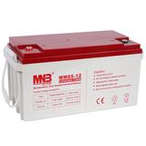 Аккумулятор для ИБП MNB MM 65-12 (12V 65Ah / 12В 65Ач) - фотография