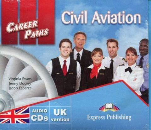 Civil aviation (esp). Audio cds (set of 2) us version. Аудио CD (2 шт.)