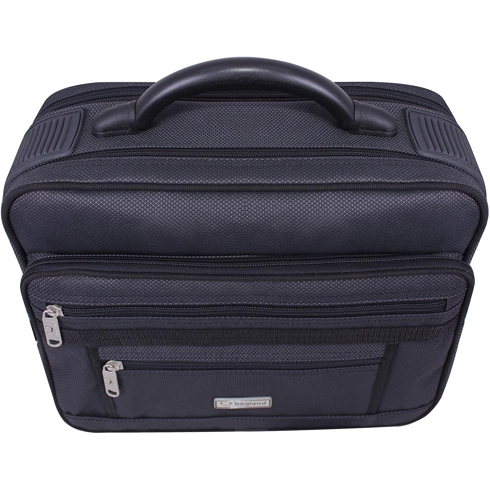 Мужская сумка Bagland Mr.Cool 15 л. Чёрный (00251169) фото 5