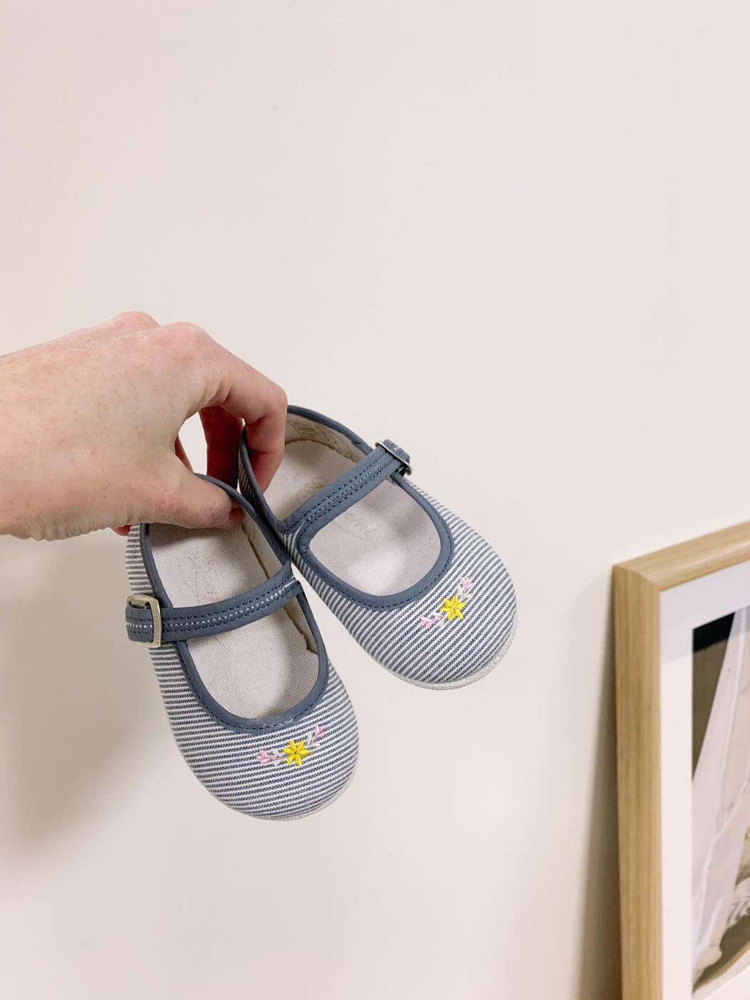 Туфельки Bonpoint