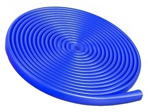 Energoflex Super Protect S 35/4-11, толщина 4 мм, бухта 11 метров, синяя трубка - 1 м