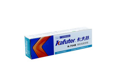 Kafuter K-704B Black RTV Silicone Sealant