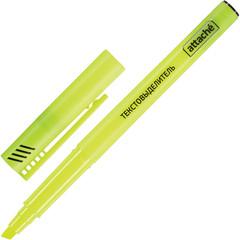 Текстовыделитель Attache желтый (толщина линии 1-3 мм)