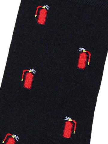 Носки Огнетушитель черные