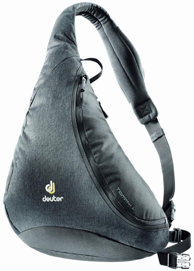 Городские рюкзаки Deuter Рюкзак однолямочный Deuter Tommy L deuter-tommy-l-dresscode-black-30.jpg