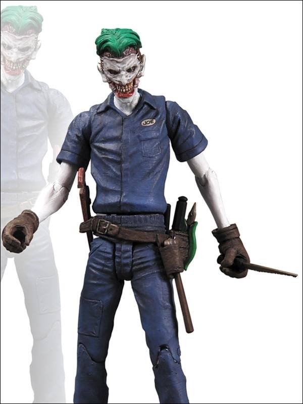 Нью 52 Супер Злодей фигурка Джокер