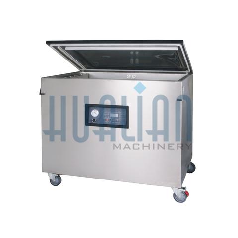 Напольная вакуум-упаковочная машина DZ-1000/2L