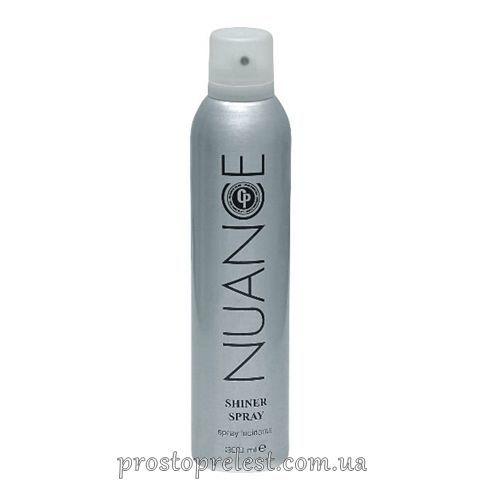 Punti di Vista Nuance CP Shiner Spray - Перловий спрей-блиск з формулою захисту кольору