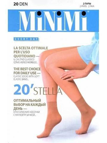 Носки Stella 20 (2 пары) Minimi