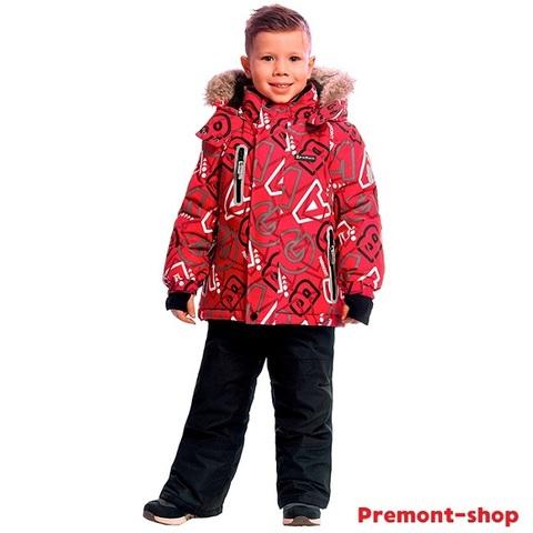 Комплект Premont Эй Би Си WP92260 RED