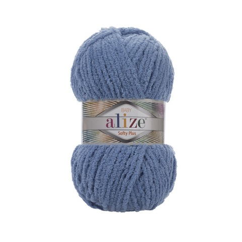 Пряжа Alize Softy Plus цвет 374