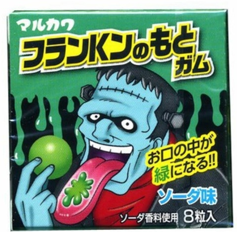Жевательная резинка MARUKAWA