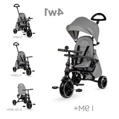 Велосипед складной Kinderkraft Jazz Grey