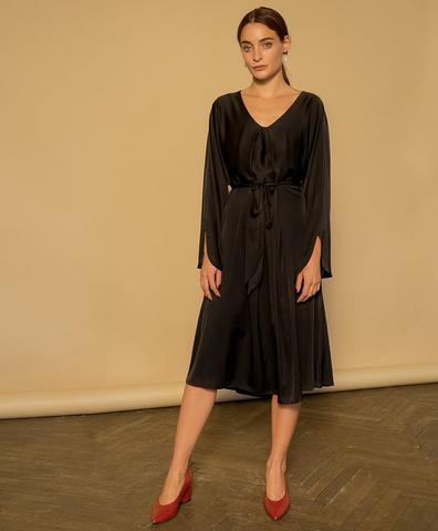 Платье Lea Черный