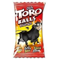 Жевательная резинка Fini El Toro balls 5 гр
