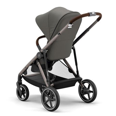 Прогулочная коляска Cybex Gazelle S TPE Soho Grey