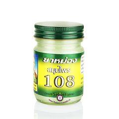 Белый бальзам 108 трав от доктора Мо Синк / Mo Sink 108 balm