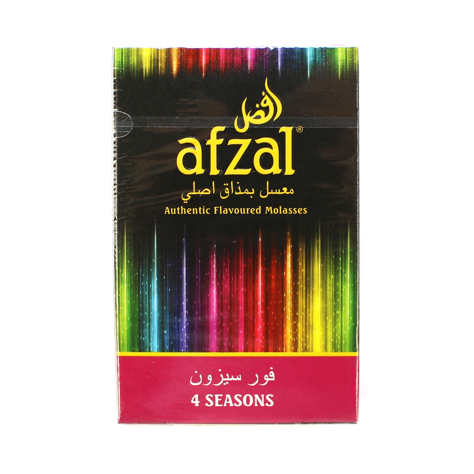 Табак для кальяна Afzal 4 Seasons 50 гр