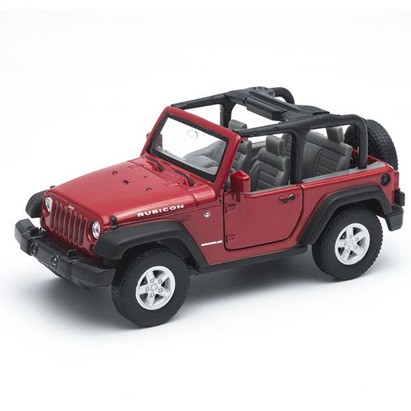 Машинка-игрушка Jeep Wrangler Rubicon