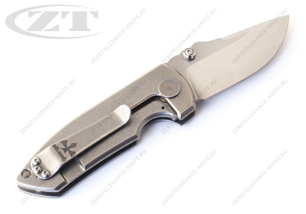 Нож ESV Extra Small VECP NUDE Les George - фотография
