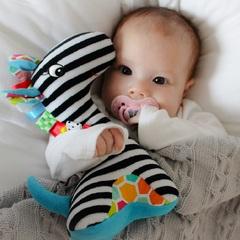 Игрушка мягкая Hencz Toys Жираф